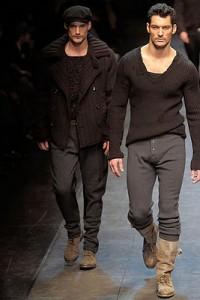 Стильная одежда для мужчин 2010.