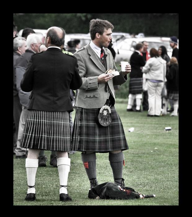 юбки шотландки в картинках
