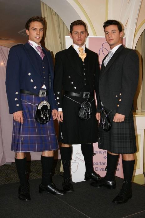 Юбка шотландская выкройки