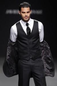 свадебный мужской костюм мода 2011