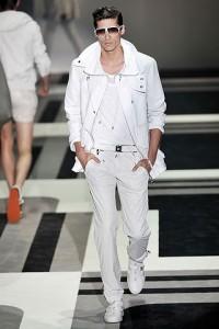 кожаная белая куртка для парня картинки