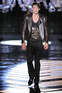 мужские весенние кожаные куртки