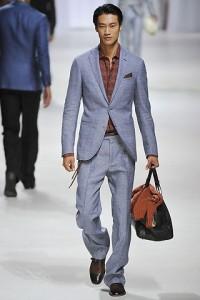 мода мужчина весна 2011