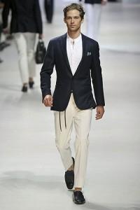 мужской костюм весна осень 2011