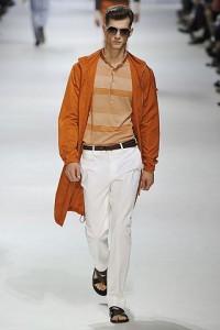 белые мужские брюки фото