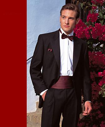 Мужской свадебный костюм в стиле.