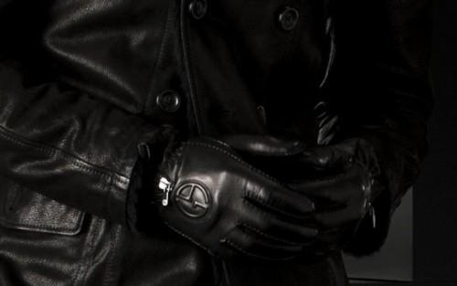 теплая кожаная куртки 2015