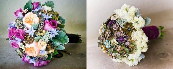 свадебные бутоньерки из живых цветов фото 3