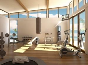 домашние спортивные комплексы