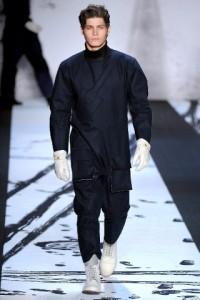 коллекция модной одежды для мужчин 2012