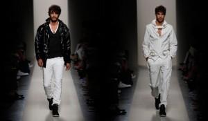 поках мужской одежды лето 2011 2012 от Томаса Майера