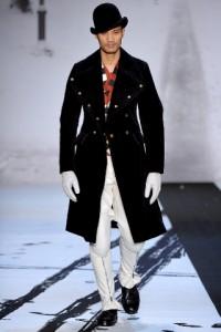мода для парней одежда на сезон осень зима 2011 2012