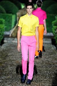 мужские стильные брюки 2011