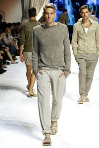 мужские брюки дял парней мода от дизайнеров