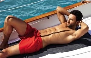 летняя пляжная мода для парней 2011 2012