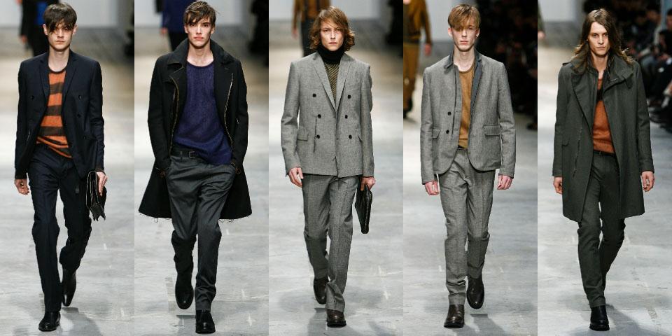 модные мужские костюмы сезон 2012