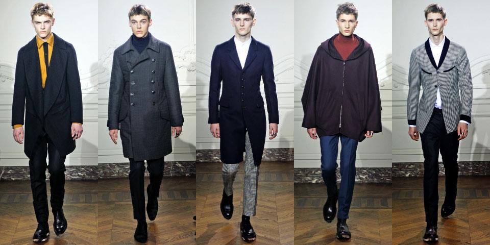 мужская мода 2012 в Санкт-Петербурге