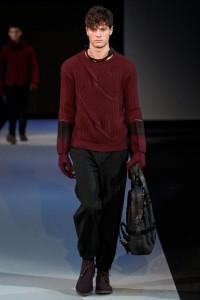 коллекция одежды для мужчин Армани