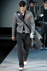 армани мода для мужчин