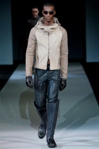 емпорио армани мужская мода 2011 2012