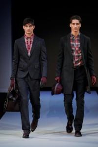стильная одежда для мужчин от Джорджио Армани