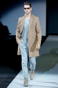 Джорджио Армани мода для мужчин 2011-2012