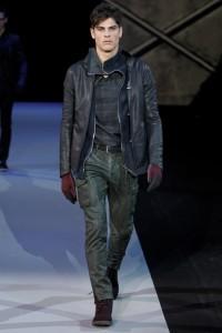 мужская мода зима 2012