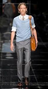 умный кэжуал стил в мужской одежде