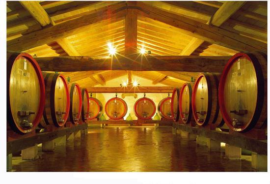 итальянское красное и белое вино