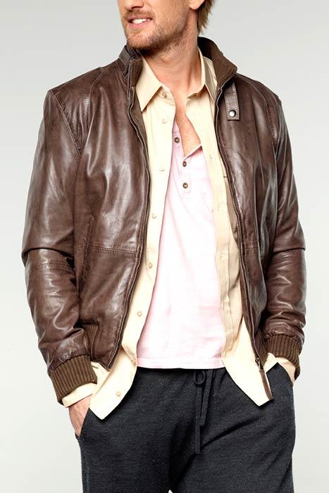 Мужские кожаные куртки 2011 в Ногинске.