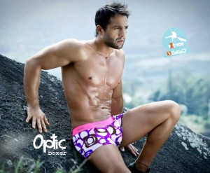 новая коллекция нижнего белья 2012 для мужчин от гиго