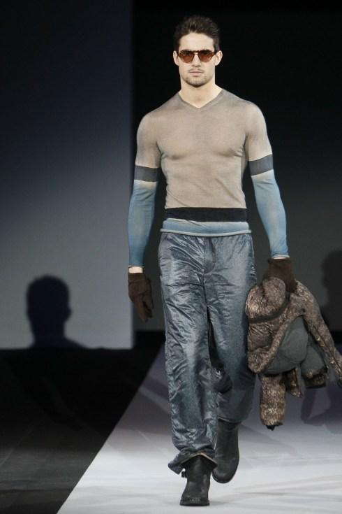 армани для мужчин зимняя одежда