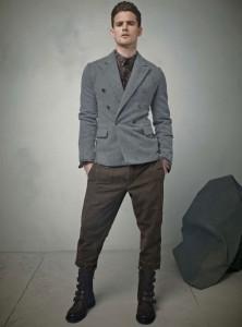 лукбук от Дольче и габбана смотреть фотки зимняя мужская одежда 2012