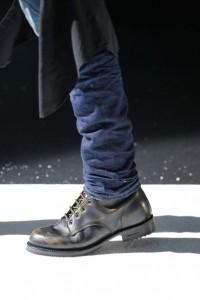 стильный ботинки для мужчин в стиле винтаж