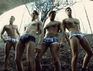 модели мужчины в нижнем белье смотреть фотки