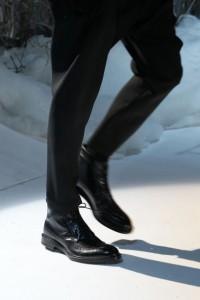 модные зимние ботинки для мужчин