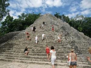 Мексиканские пирамиды отдыхаем в Мексике