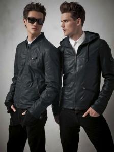 куртки для мужчин из кожи купить