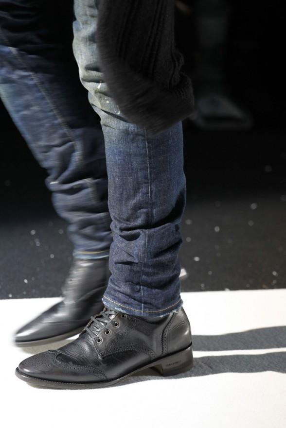 Мужская обувь для зимы от dsquared