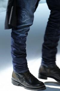 показ коллекции зимней модной обуви для парней фотки смотреть