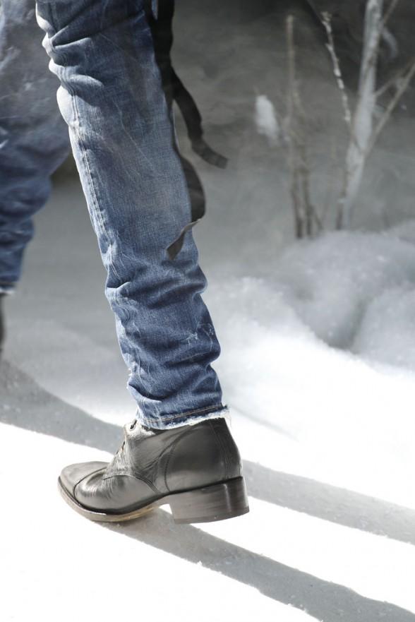 Недорогая зимняя женская обувь