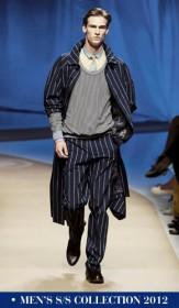 весенняя мужская мода 2012
