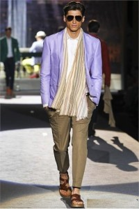смотреть фото показ моды от DSquared2-2012