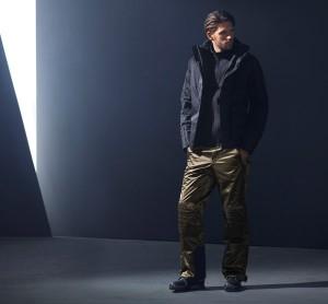 мужские тёплые брюки зима 2012