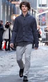 трикотажные мужские брюки 2012