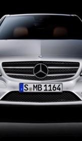 смотреть фот нового авто мерседес класс Б спереди