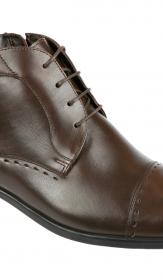 зимние ботинки мужские классика