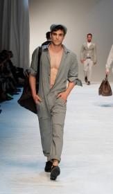 летний мужской комбинезон тренд летнего сезона мода для мужчин от Дольче Габбана
