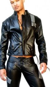 осенние куртки для мужчин из кожи ягненка купить в интернет магазине.