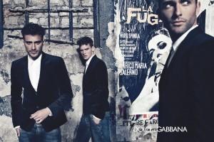 одежда для мужчин от Дольче Габбана  весна и лето 2012